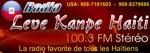 Radio Leve Kanpe Haiti Logo