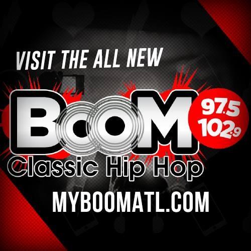 Boom 102.9 - W275BK