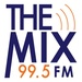 WBUJ The Mix - WBUJ-LP Logo