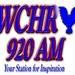 WCHR 920 AM - WCHR Logo