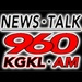 News Talk 960 - KGKL Logo
