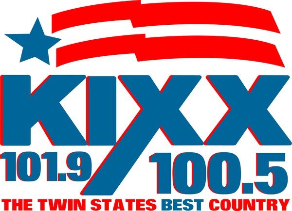 Kixx 100.5 - WCVR