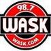 98.7 WASK - WASK-FM Logo