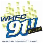 Harford Community Radio - WHFC Logo