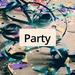 JAM FM - Party Logo
