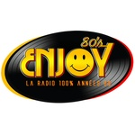 Enjoy 80's Logo