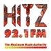 HITZ 92.1 FM Logo