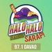 Halo Halo 97.1 Davao - DXUR Logo