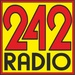 242 Radio Logo