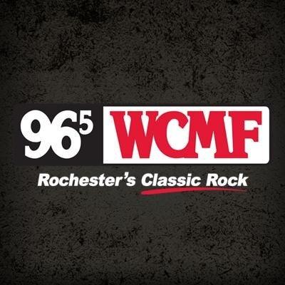 96.5 WCMF - WCMF-FM