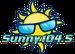 Sunny 104.5 - KUMR Logo