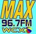 Max 96.7 - WCXO Logo