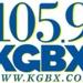 KGBX-FM Logo