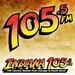 Indiana 105 - WLJE Logo