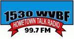 WVBF 1530 AM - WVBF Logo