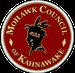 Kahnawake Mohawk Territory Police Fire and EMS Logo