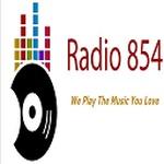 Radio 854 Logo