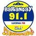 Barangay 91.1 - DWQL Logo