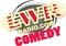 LWR Radio - Comedy Logo
