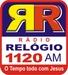 Rádio Relógio Musical 1120 Logo