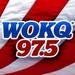 97.5 WOKQ - W250AB Logo