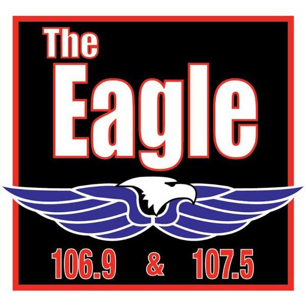 The Eagle 106.9 & 107.5 - KGLK