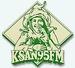 KSAN 95 FM Logo