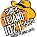 Super Tejano 102.1 - KBUC Logo