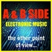 A & B SIDE - ELECTRONIC MUSIC Logo