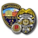Otero County Sheriff and Fire, Alamogordo Police Logo