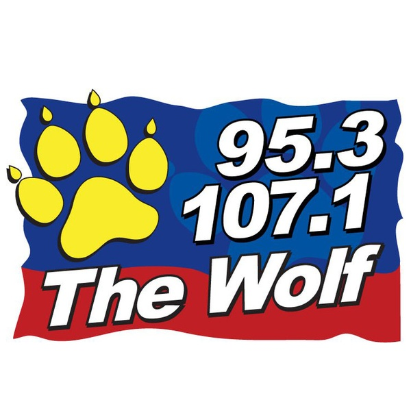 95.3 The Wolf - WLFK