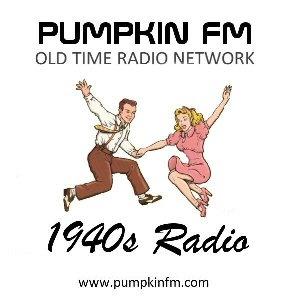 Pumpkin FM - 1940s Radio GB