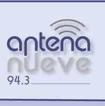 Radio Antena Nueve 94.3 Logo