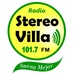 Radio Stereo Villa Logo