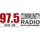 97.5 Community Radio- CIOE-FM