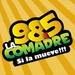 La Comadre 98.5 FM - XHYMT Logo