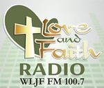 Love and Faith Radio - WLJF-LP Logo