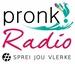 Pronk Radio Logo