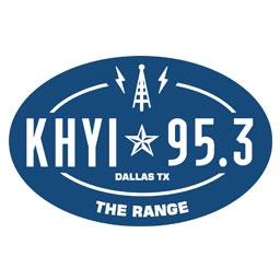KHYI 95.3 The Range - KHYI