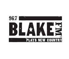 96.7 Blake FM - WBKQ