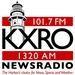 KXRO News Radio - KXRO Logo