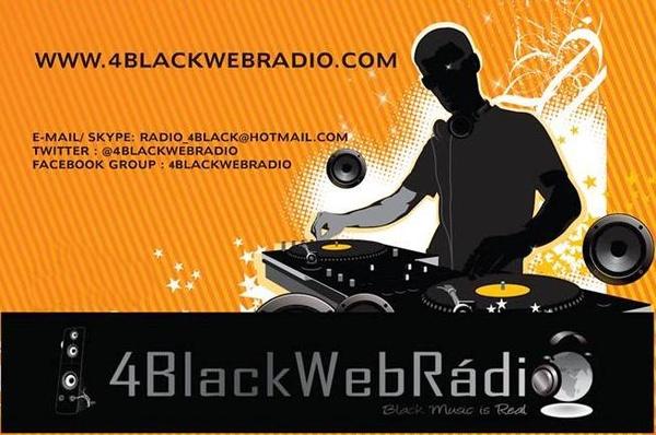 4Black Web Rádio