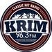 KRIM 96.3FM - KRIM-LP Logo