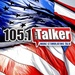 105.1 The Big Talker - KBTK Logo