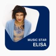 Radio 105 - Star Elisa