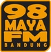 98 Maya FM Bandung Logo