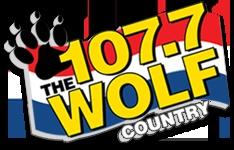 107.7 The Wolf - WPFX-FM