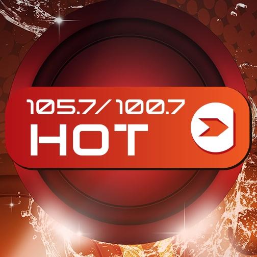 Hot 105.7/100.7 - KVVF