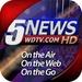 WDTV 5 Logo