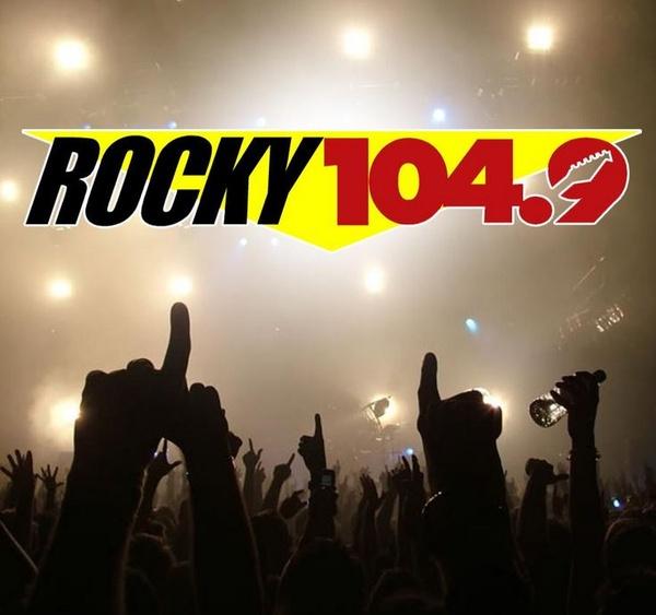 Rocky 104.9 - WRKY-FM